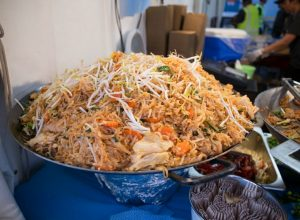 WAToday Perth Night Noodle Markets at Elizabeth Quay.